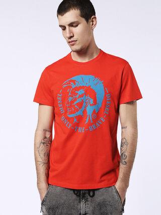 T-DIEGO-FO, Fiery Red