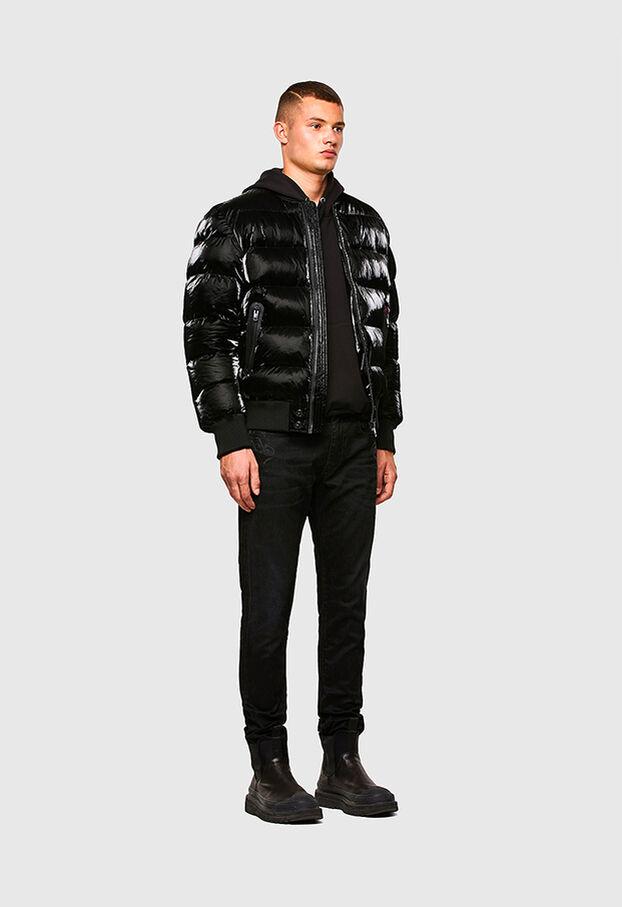 W-ON-A, Black - Winter Jackets