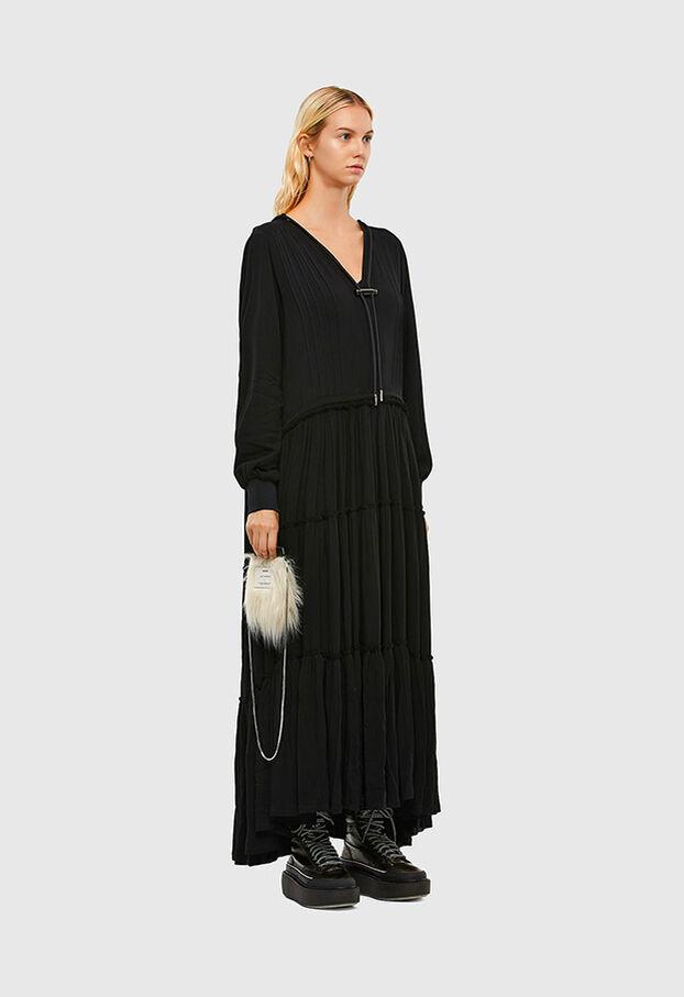 D-LINDA, Black - Dresses