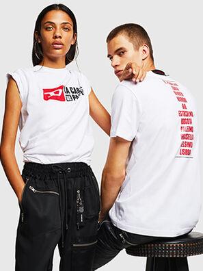 LCP-T-DIEGO-CASA,  - T-Shirts