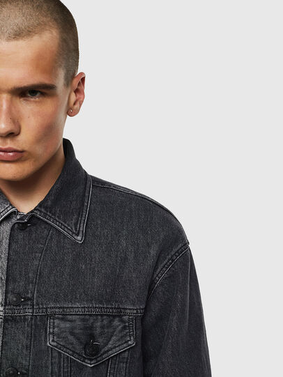 Diesel - D-POLL,  - Denim Jackets - Image 3