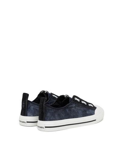 Diesel - S-ASTICO LZIP, Dark Blue - Sneakers - Image 3