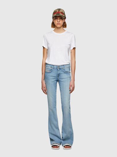 Diesel - D-Ebbey 009TL, Light Blue - Jeans - Image 5