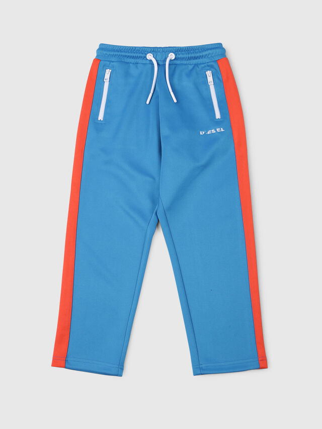 Diesel - PSKA, Blue/Orange - Pants - Image 1