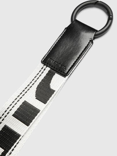 Diesel - L-MASER-L, White/Black - Bijoux and Gadgets - Image 2