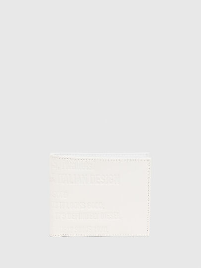 Diesel - HIRESH S, White - Small Wallets - Image 1