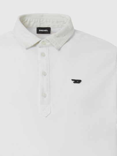 Diesel - T-MILES-NEW, White - Polos - Image 3