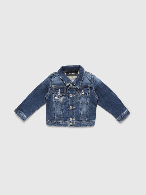 JANOB JOGGJEANS, Medium blue - Jackets