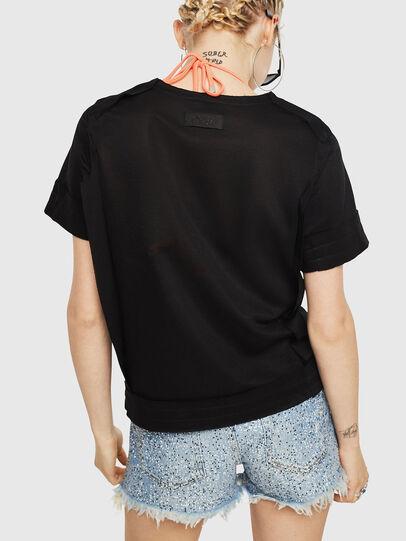 Diesel - T-ROCK-A,  - T-Shirts - Image 2