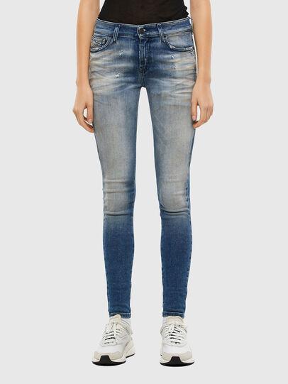 Diesel - Slandy 009JJ, Medium blue - Jeans - Image 1