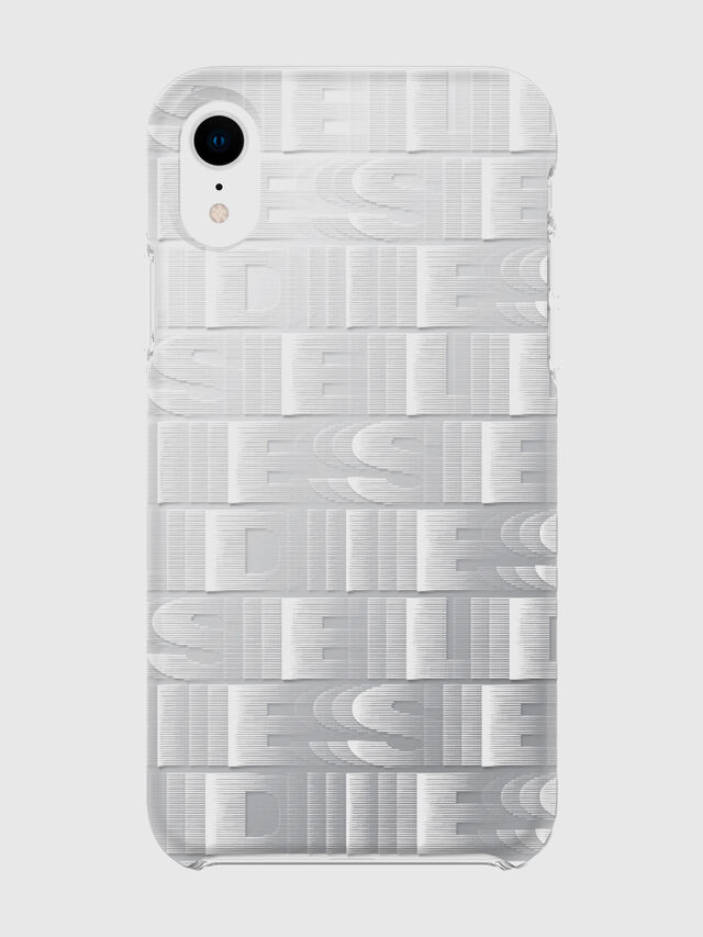 Diesel - DIESEL PRINTED CO-MOLD CASE FOR IPHONE XR, White - Cases - Image 2