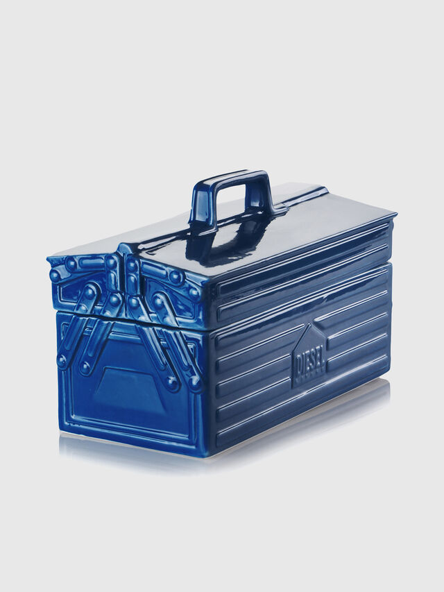 Diesel - 11056 WORK IS OVER, Blue - Home Accessories - Image 3