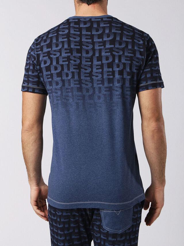 Diesel - UMLT-JAKE, Blue - T-Shirts - Image 2
