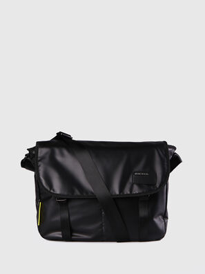 F-DISCOVER MESSENGER, Black - Crossbody Bags