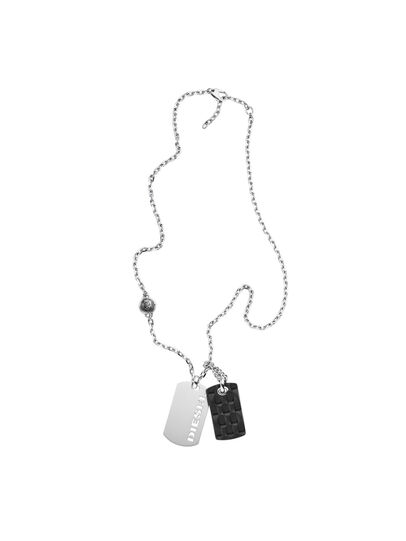 Diesel - NECKLACE DX1014,  - Necklaces - Image 1