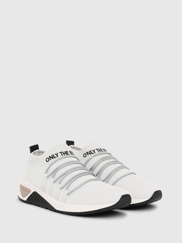Diesel - S-KB SL II, White - Sneakers - Image 2