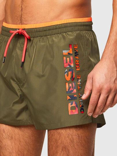 Diesel - BMBX-SANDY 2.017, Military Green - Swim shorts - Image 3