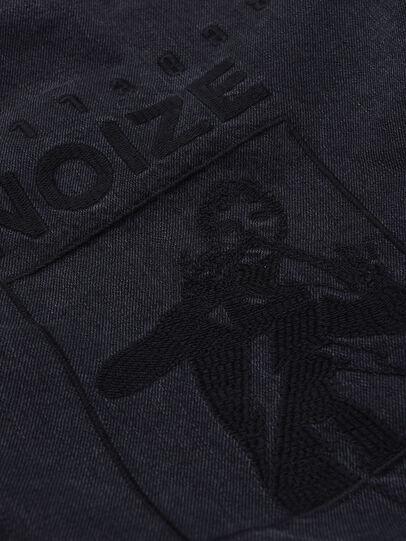 Diesel - CDROOKEL OVER, Black - Shirts - Image 3