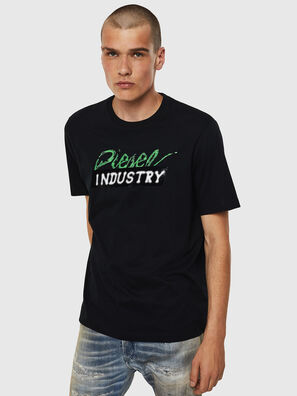 T-JUST-BX2, Black - T-Shirts