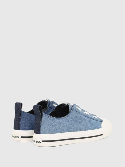 Diesel - S-ASTICO LZIP, Blue - Sneakers - Image 3
