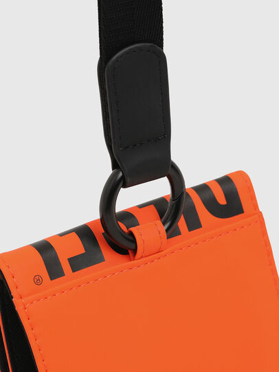Diesel - YOSHINO LOOP, Orange - Small Wallets - Image 5