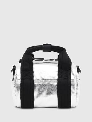 F-BOLD MINI, Silver - Satchels and Handbags