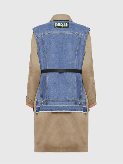 Diesel - W-CHARIE,  - Winter Jackets - Image 2