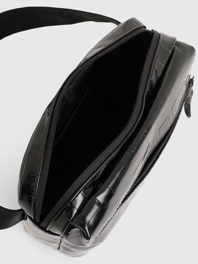 Diesel - X-BOLD BELTBAG PK, Black - Belt bags - Image 4