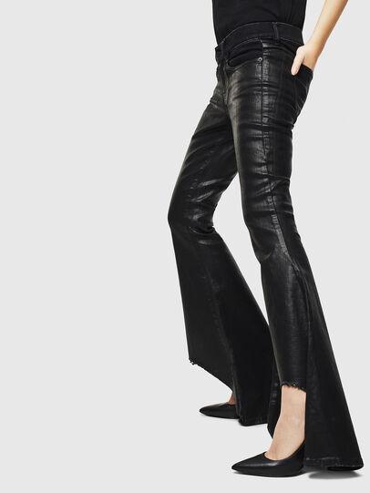 Diesel - D-Ferenz 0091G, Black/Dark grey - Jeans - Image 3