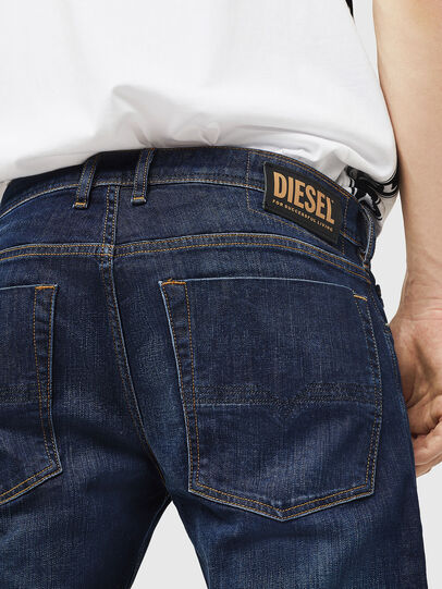 Diesel - Zatiny 082AY, Dark Blue - Jeans - Image 5