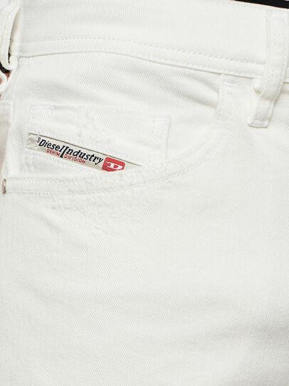 Diesel - THOSHORT, White - Shorts - Image 3