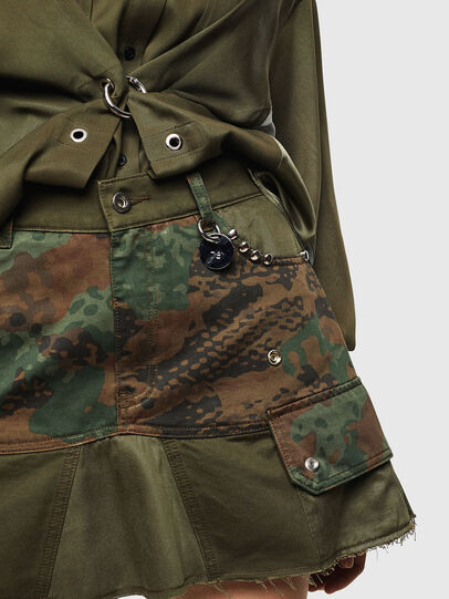 Diesel - O-AMATA,  - Skirts - Image 3
