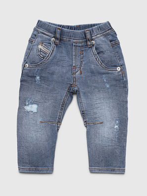 FAYZA JOGGJEANS B-N, Light Blue - Jeans