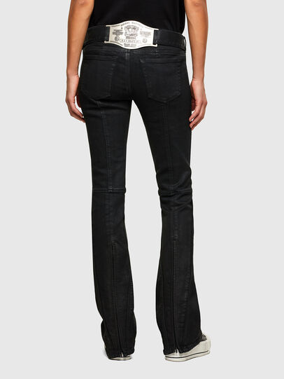 Diesel - DE-BLESSYK, Black - Pants - Image 2