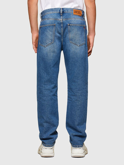 Diesel - D-Macs 009MG, Medium blue - Jeans - Image 2