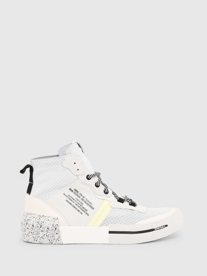 Diesel - S-DESE RC MID W, White - Sneakers - Image 1