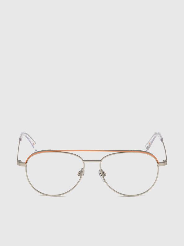 DL5305, Orange - Eyeglasses