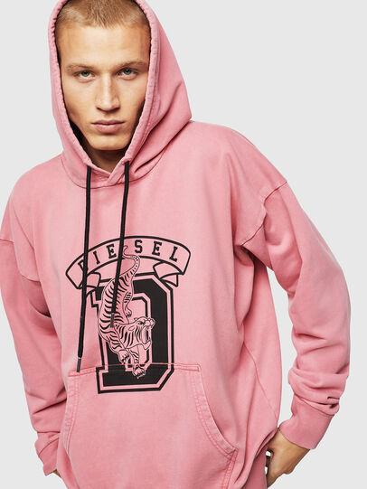 Diesel - S-ALBY-B8, Pink - Sweaters - Image 5