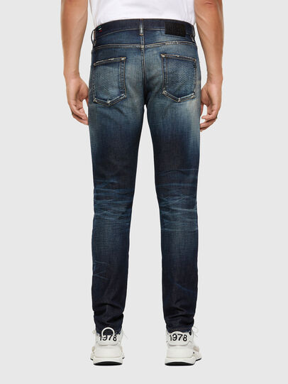 Diesel - D-Strukt 0092I, Dark Blue - Jeans - Image 2