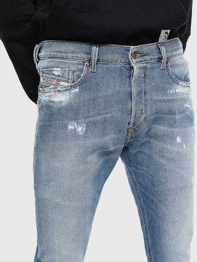Diesel - Tepphar 009BU, Light Blue - Jeans - Image 3