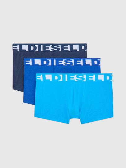 Diesel - UMBX-SHAWNTHREEPACK, Blue/White - Trunks - Image 1