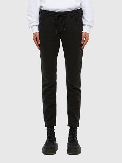 Diesel - KRAILEY JoggJeans® 069NC, Black/Dark grey - Jeans - Image 1