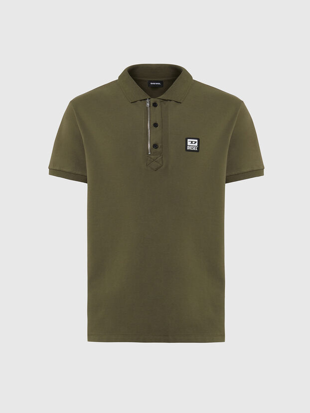 T-HARRY, Military Green - Polos