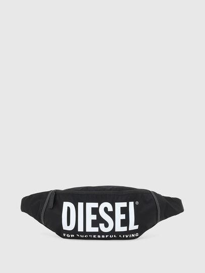 Diesel - BOLD MAXIBELT, Black - Bags - Image 1