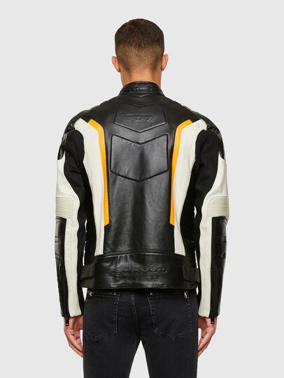 Diesel - ASTARS-LDUE-B,  - Leather jackets - Image 2