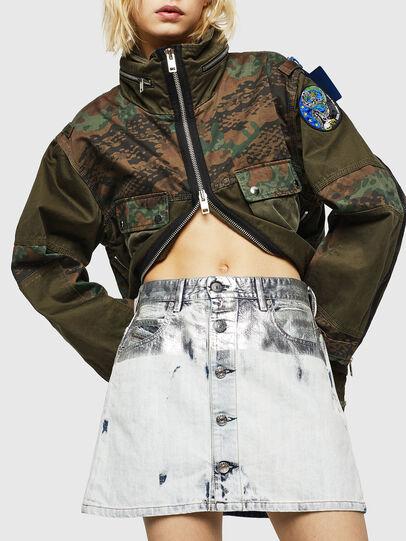 Diesel - DE-JODY-R,  - Skirts - Image 1