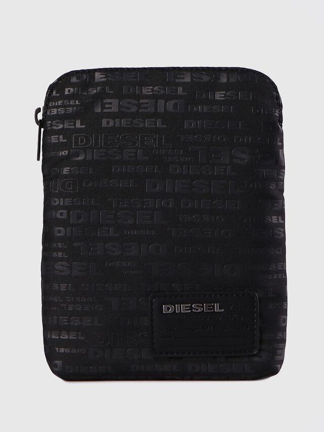Diesel - F-DISCOVER SMALLCROS, Black - Crossbody Bags - Image 1