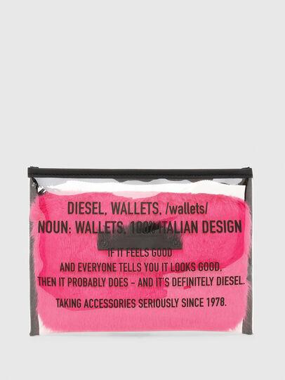Diesel - BRELINDA, White - Continental Wallets - Image 1