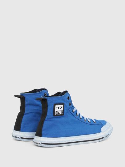 Diesel - S-ASTICO MID CUT, Blue - Sneakers - Image 3
