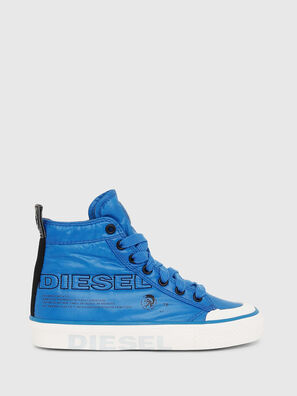 SN MID 07 MC LOGO CH, Blue - Footwear